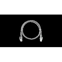 Коммутационный шнур, неэкранированный, категории 5e, LSZH, 3 м NMC-PC4UD55B-ES-030-C-GY