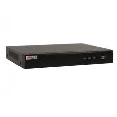 Гибридный 4-х канальный видеорегистратор HiWatch DS-H204QP