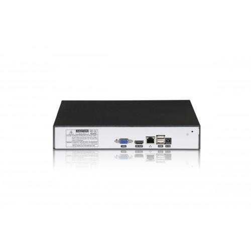 Сетевой NVR видеорегистратор PV-NVR-08/1