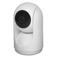 IP камера OMNY BASE miniPTZ2T поворотная, 2Мп, 2.8мм, F1.8, 2.4ГГц, встр. микр. и динамик, 5±1В DC, microSD, ИК до 7м