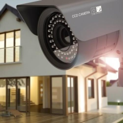 Видеонаблюдение для большого дачного/коттеджного участка, загородного дома до 700кв.м